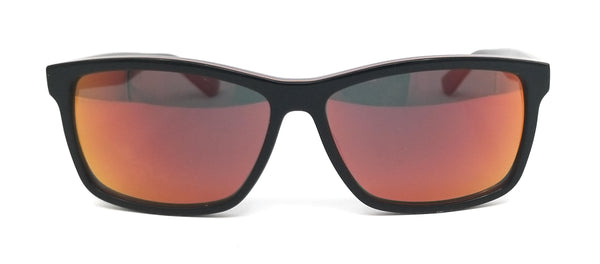 Lacoste Sunglasses L705S 003 Black-Grey Rectangle Men 57x13x140
