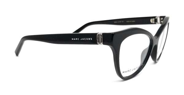 MARC JACOBS Eyeglasses MARC 112 807 Black Women 51x14x135