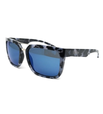 SMITH Sunglasses HIGHWIRE ACI Grey Black Sptd Men 56x18x140