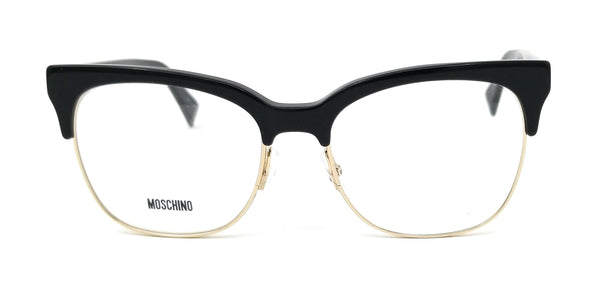 Moschino Eyeglasses MOS519 807 Black Women 51x17x140