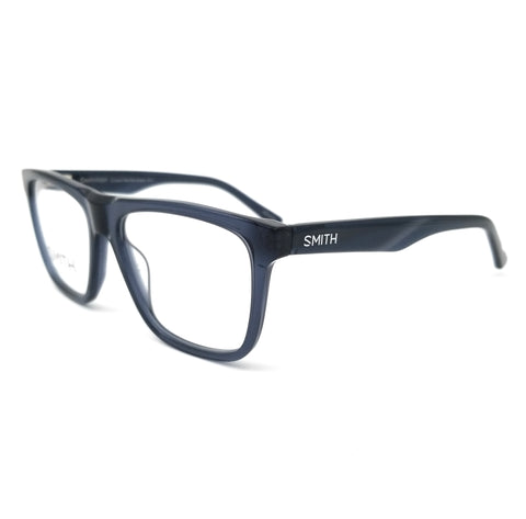 SMITH Eyeglasses DOMINION OXZ Blue Crystal Men 54x17x145