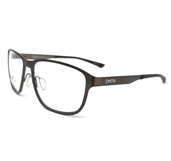 SMITH Eyeglasses BULLPEN FRE Matt Grey Unisex 57x16x140