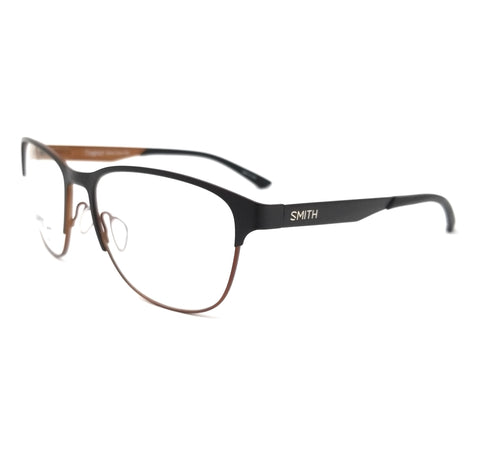 SMITH Eyeglasses DUGOUT FRE Matte Grey Unisex 56x17x140