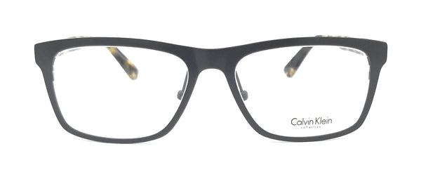 Calvin Klein Collection Eyeglasses CK8025 029 Graphite Rectangle Men 52x17x140
