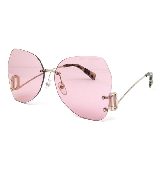 MARC JACOBS Sunglasses MARC 373S 35J Light Gold/Pink Women 63x14x145