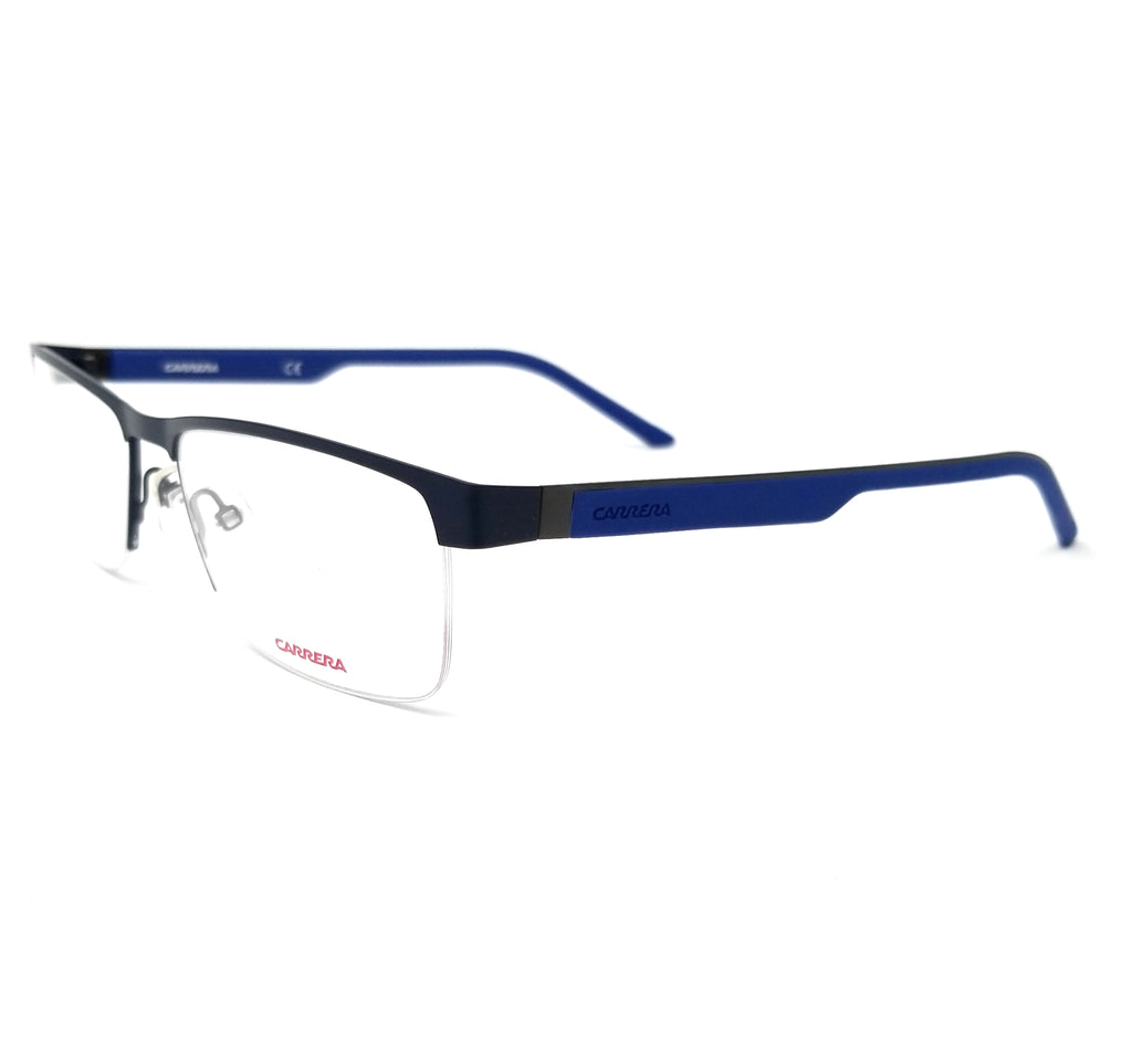 CARRERA Eyeglasses 8817 PNG Matte Blue Men 56x17x140