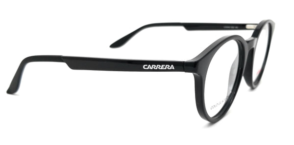 CARRERA Eyeglasses 5544 D28 Shiny Black Unisex 48x20x145