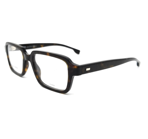 BOSS by Hugo Boss Eyeglasses 1060 086 Dark Havana Men 50x20x145