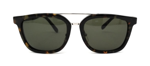 Salvatore Ferragamo Sunglasses SF809SA 206 Vintage Tortoise Men 56x18x140