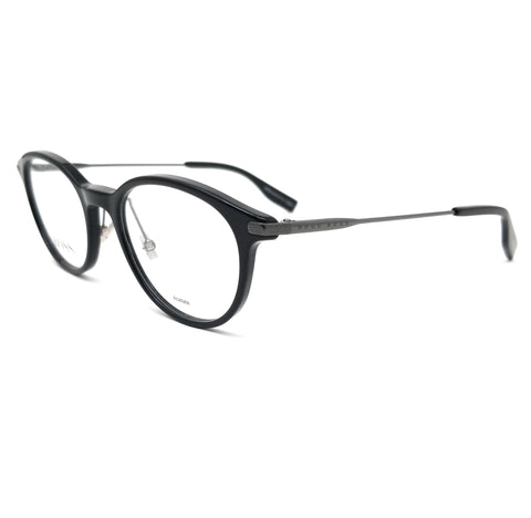 BOSS by Hugo Boss Eyeglasses 0626 ANS Black Dark Ruthenium Unisex 50x20x145
