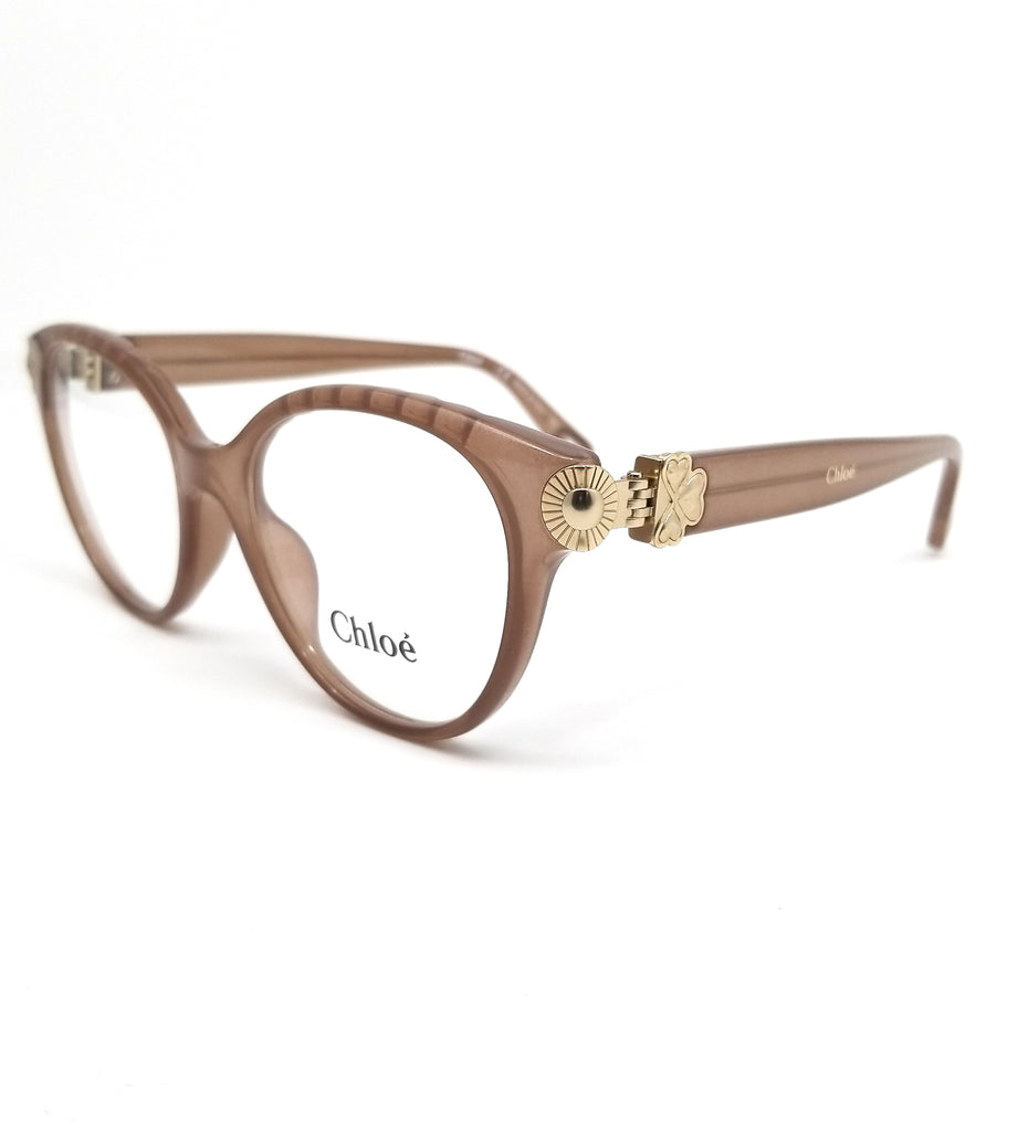 CHLOE Eyeglasses CE2733 272 Turtle Dove Cat Eye Women 52x17x140
