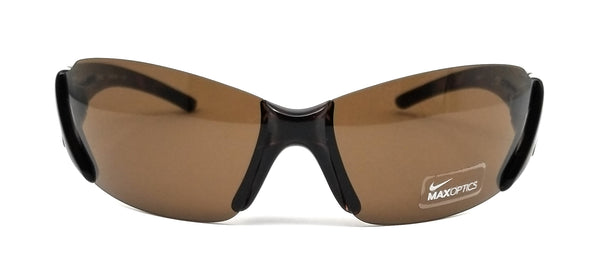 NIKE Sunglasses LUNGE EV0264 203 Tortoise Rectangle Women 64x12x125