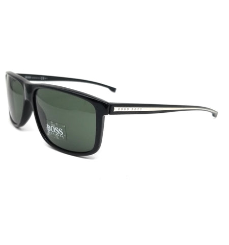 Boss by Hugo Boss Sunglasses 0875S YPP Black Men 60x15x140