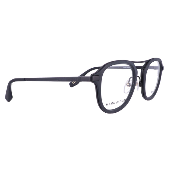MARC JACOBS Eyeglasses 389 003 Matte Black Men 49x23x145