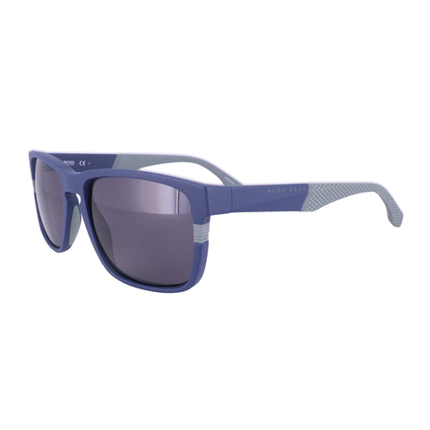 BOSS Sunglasses 0916S 1X4 Blue Men 57x19x145