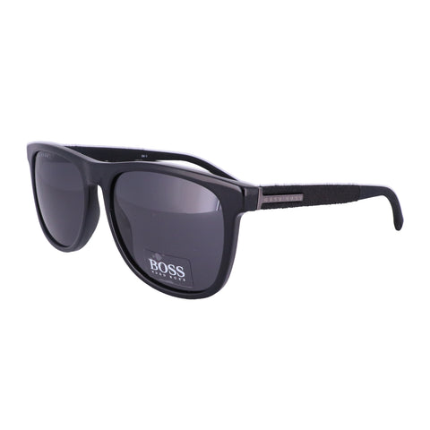 BOSS Sunglasses 0983S 807 Black Men 56x17x145