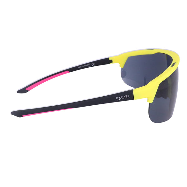 SMITH Sunglasses TRACKSTAND PGC Black Yellow Unisex Adults 99x01x120
