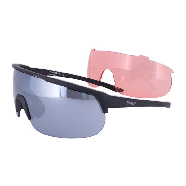 SMITH Sunglasses TRACKSTAND 003 Matte Black Unisex Adults 99x01x120