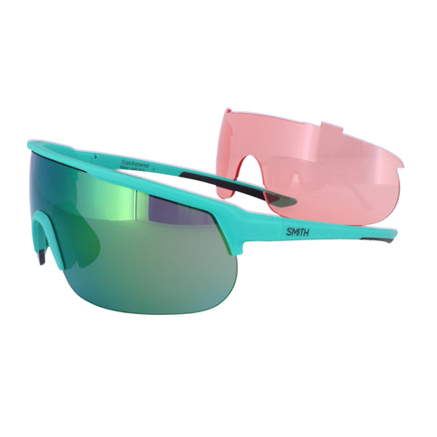 SMITH Sunglasses TRACKSTAND DLD Matte Green Mil Unisex Adults 99x01x120