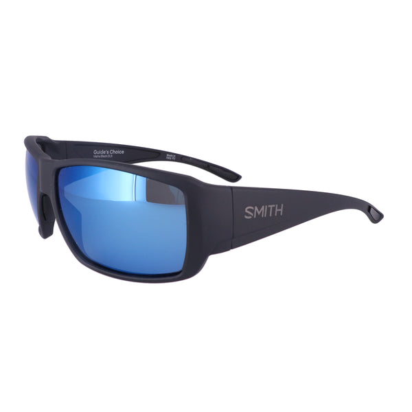 SMITH Sunglasses GUIDES CHOICE DL5 Matte Black Unisex Adults 62x17x120