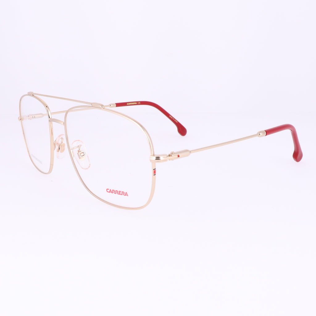 CARRERA Eyeglasses 182G O63 Havana Red Unisex Adults 60x17x145