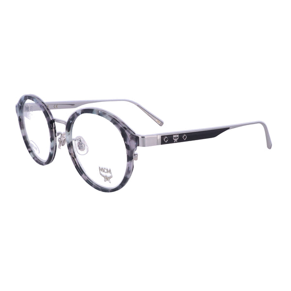 MCM Eyeglasses MCM2115A 033 Marble Grey Round Unisex Adults 50x21x140