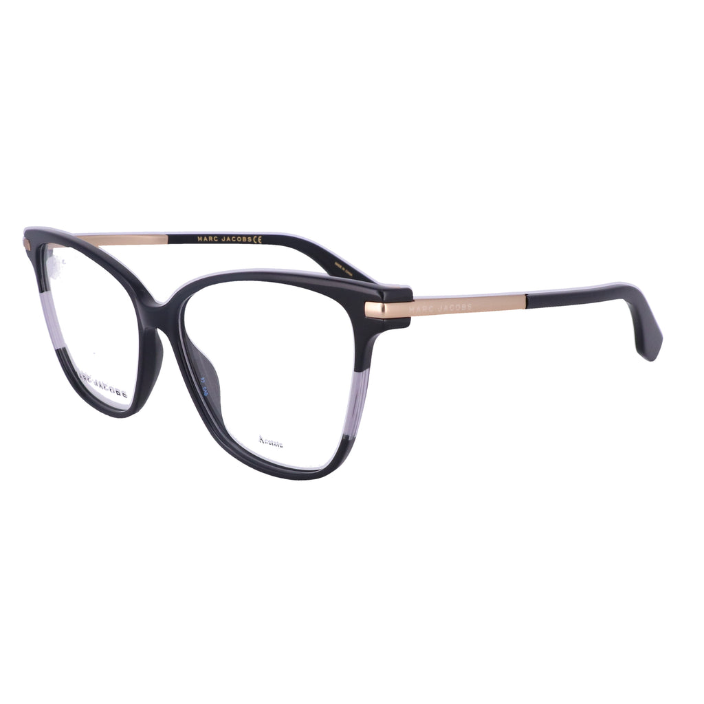 MARC JACOBS Eyeglasses MARC 299 807 Black Women 55x15x150