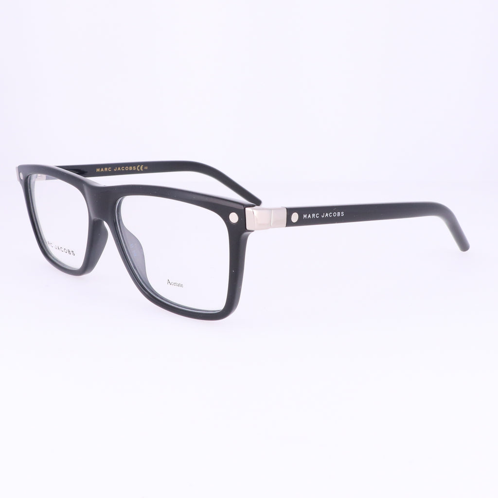 MARC JACOBS Eyeglasses MARC 21 807 Black Men 53x15x145