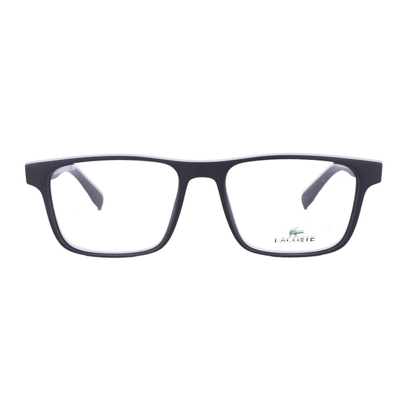 LACOSTE Eyeglasses L2817 004 Matte Black Rectangle Men 54x16x145