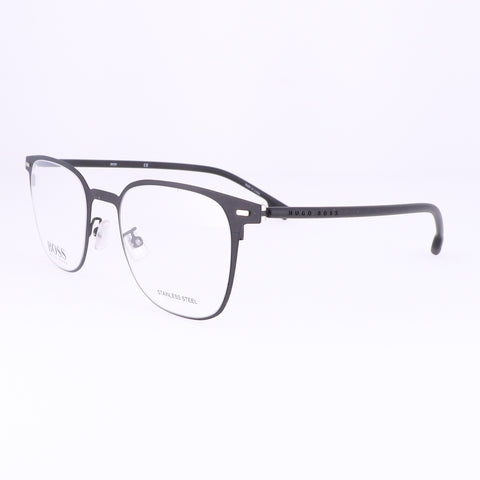 BOSS Eyeglasses 1027F 0003 MATTE BLACK Men 51x21x145