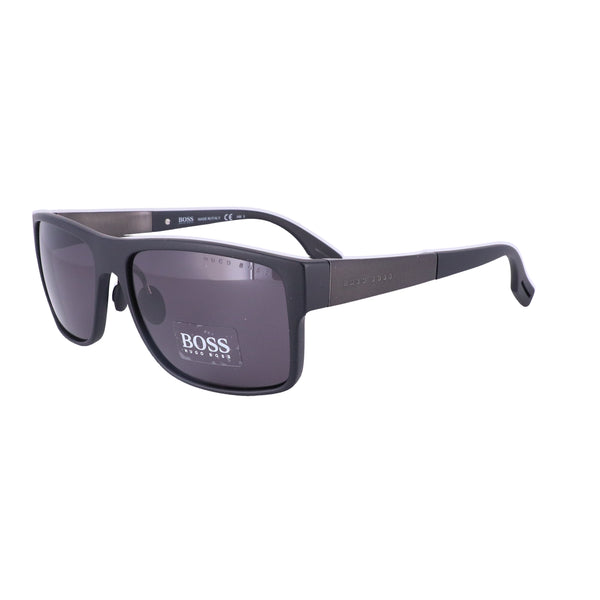 BOSS Sunglasses 0440/S 0793 MATTE BLACK Unisex Adults 57x16x140