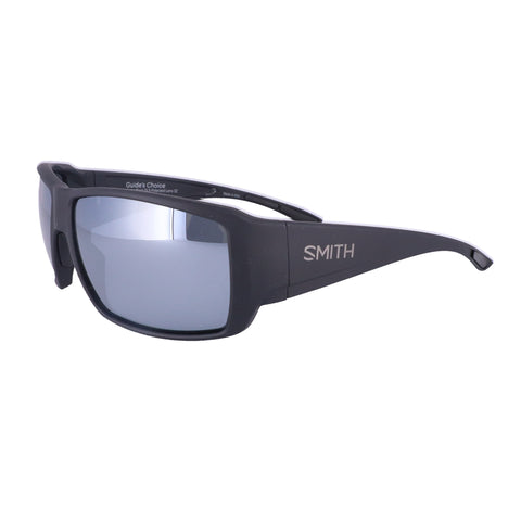 SMITH Sunglasses GUIDES CHOICE 0DL5 MATTE BLACK Unisex Adults 62x17x120