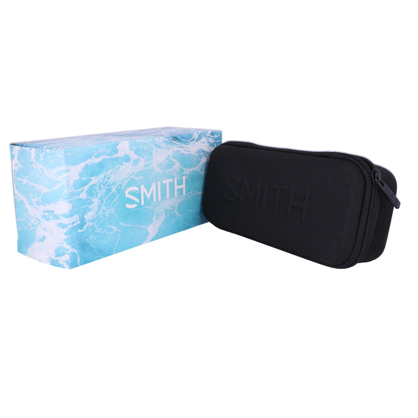 SMITH Sunglasses LONGFIN 0FRE MATTE GREY Men 59x17x125