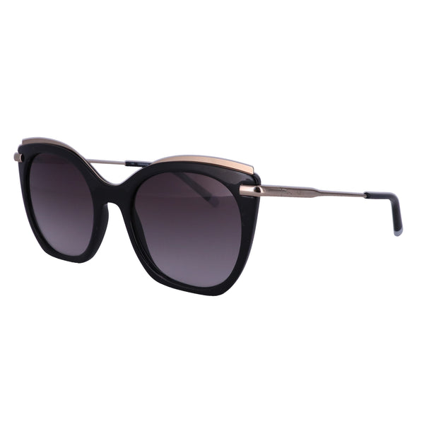 CALVIN KLEIN Sunglasses CK1238S 001 Black Butterfly Women 53x20x140