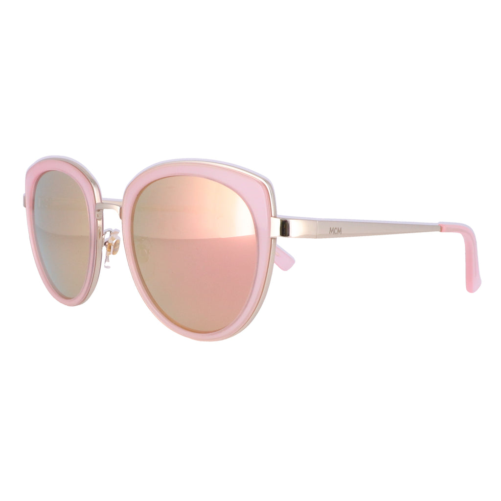 MCM Sunglasses MCM109SK 661 Rose Bouquet Cat Eye Women 54x22x135