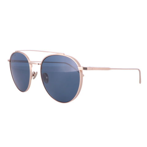 LACOSTE Sunglasses L216S 714 Matte Gold Oval Unisex Adults 52x19x140