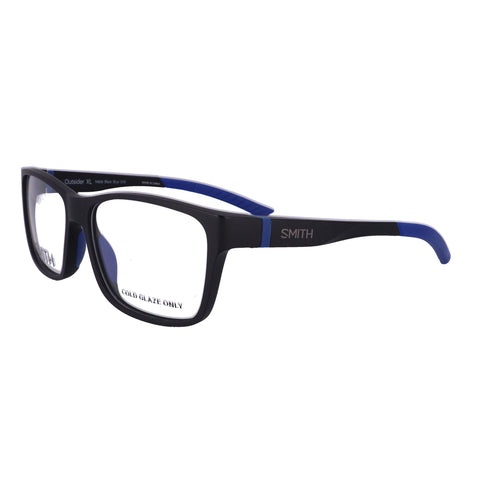 SMITH Eyeglasses OUTSIDER XL 0VK Matte Black Blue Men 59x16x140
