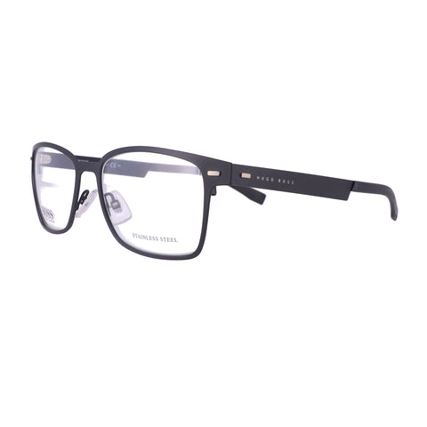 BOSS Eyeglasses 0937 0003 MATTE BLACK Men 55x18x150