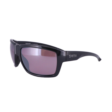 SMITH Sunglasses HIGHWATER 0807 BLACK Men 64x20x135