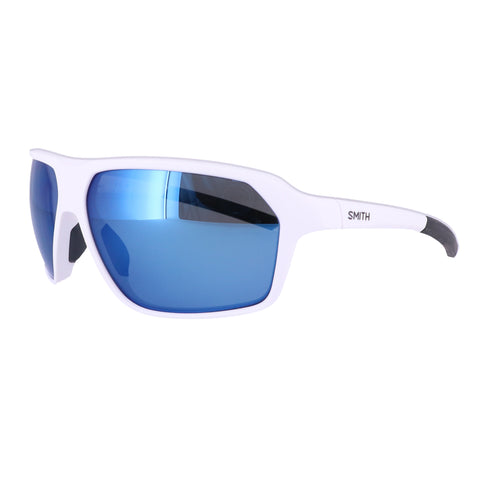 SMITH Sunglasses PATHWAY 06HT MATTE WHITE Unisex Adults 62x14x130