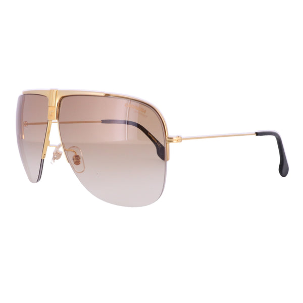 CARRERA Sunglasses CA1013S 0001 YELLOW GOLD Unisex Adults 64x09x140