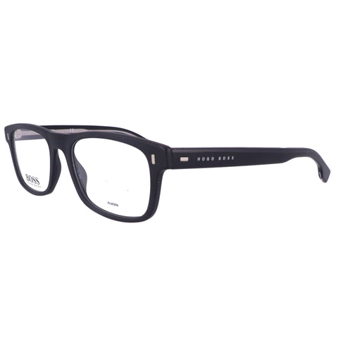 BOSS Eyeglasses 0928 0003 MATTE BLACK Men 52x18x145