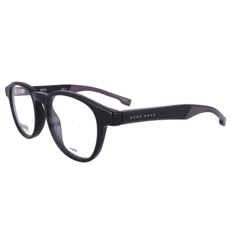 BOSS Eyeglasses 1053 0807 BLACK Men 49x20x145