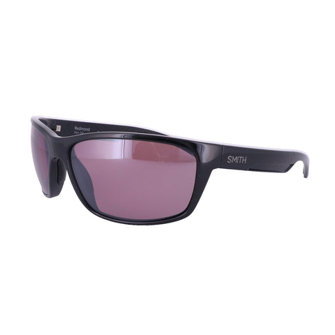 SMITH Sunglasses REDMOND 0D28 SHINY BLACK Unisex Adults 63x15x130