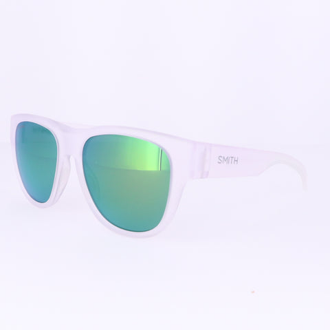 SMITH Sunglasses ROUNDER 2M4 Mtcrystal Unisex 52x17x135