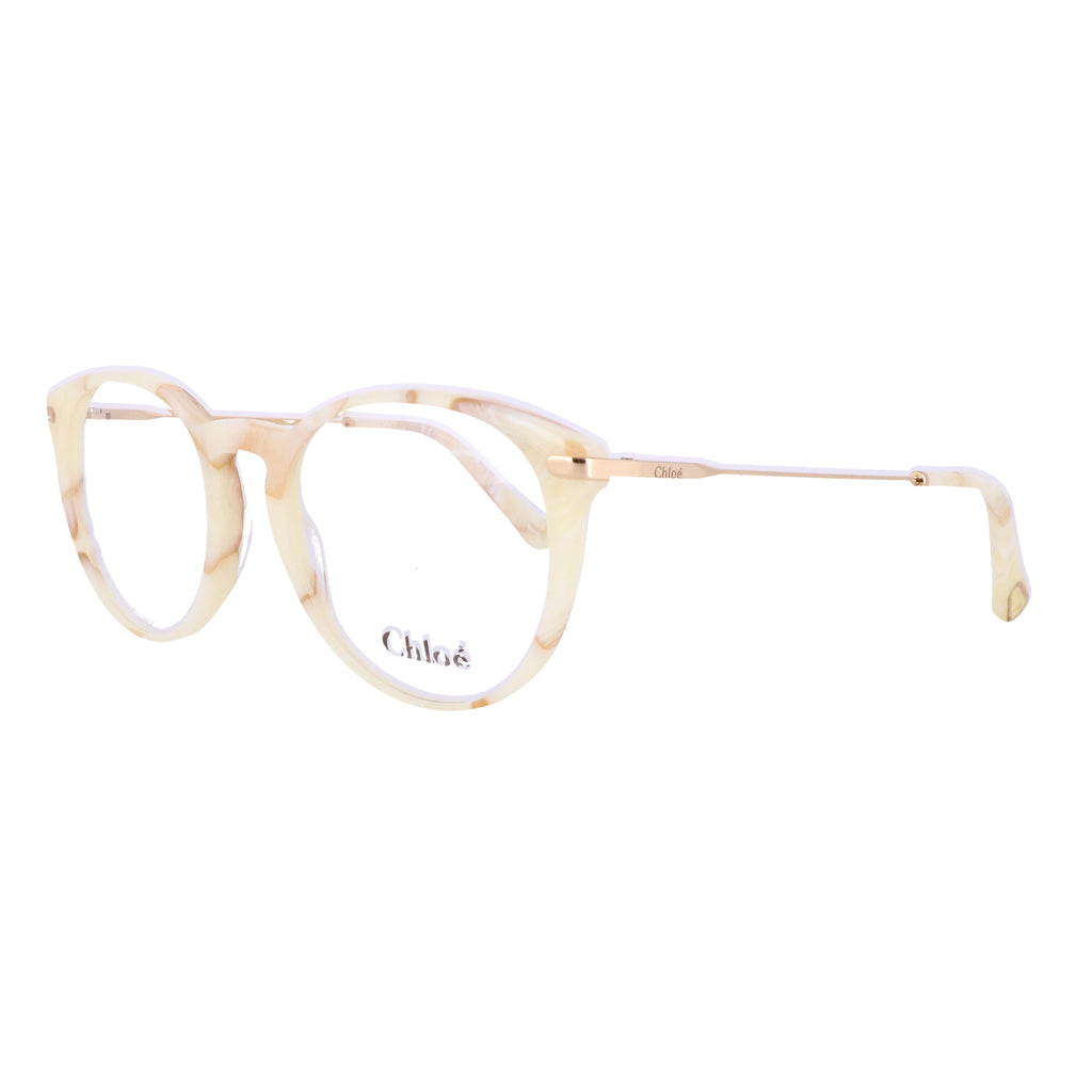 CHLOE Eyeglasses CE2717 103 Ivory Cat Eye Women 53x19x140