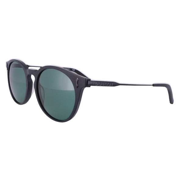 DRAGON Sunglasses 520S HYPE 002 Matte Black Oval Unisex 51x18x145
