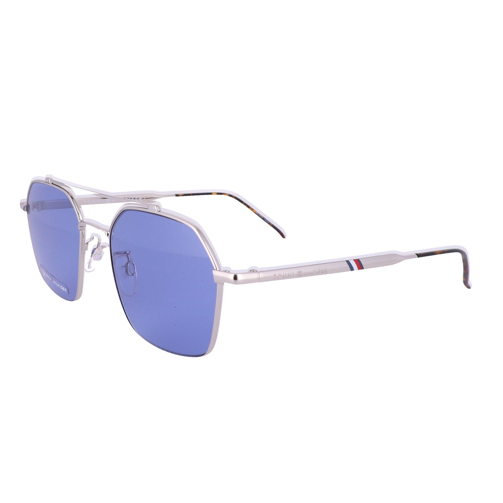 TOMMY HILFIGER Sunglasses 1676G 0010 PALLADIUM Men 54x19x145