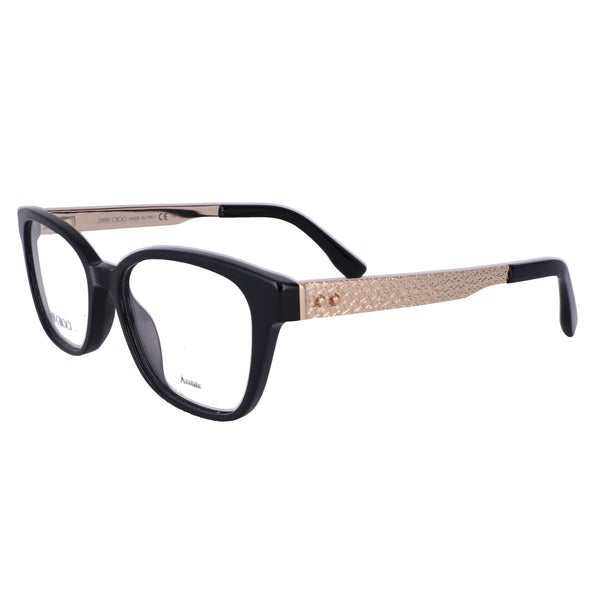 JIMMY CHOO Eyeglasses JC160 QFE Black Women 51x16x140
