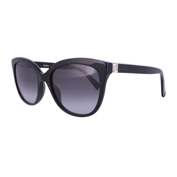 MAX MARA Sunglasses TILE 0807 BLACK Women 55x19x145